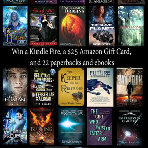 #SFling September GIVEAWAY