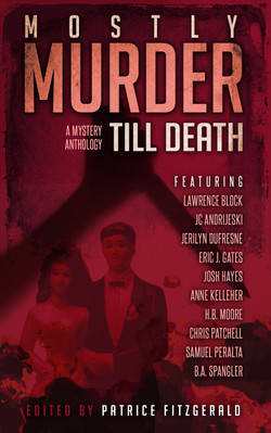 Mostly Murder FINAL ebook cover