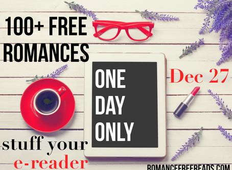 Giant Freebie Sale w/ Bestselling Authors