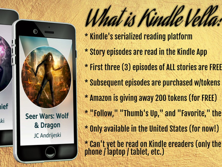 A tiny primer on Kindle Vella...