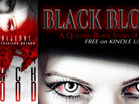 BLACK BLOOD ~ Amazon Giveaway!