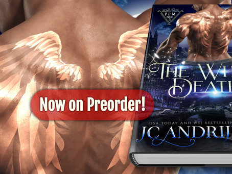 New Vampire Detective Preorder! THE WHITE DEATH (Vampire Detective Midnight #5)