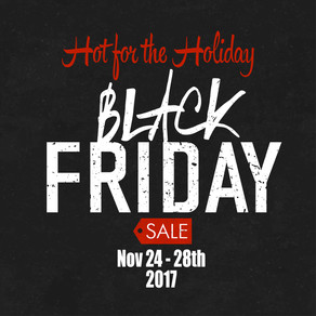 BLACK FRIDAY BOOK SALES! :)