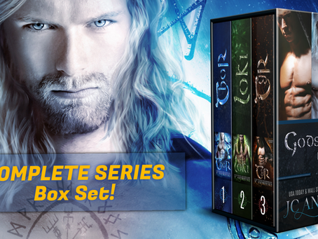Gods on Earth Box Set! Complete Series