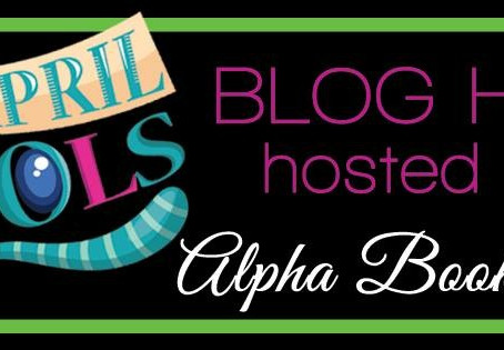 April Fools Facebook Hop Hosted by Alpha Book Club! #books #giveaway