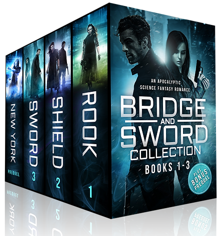 Bridge & Sword Collection (Books #1-3 Plus New York)