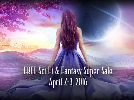 FREE Science Fiction & Fantasy Super Sale! #books #free #SF #Fantasy #SciFi