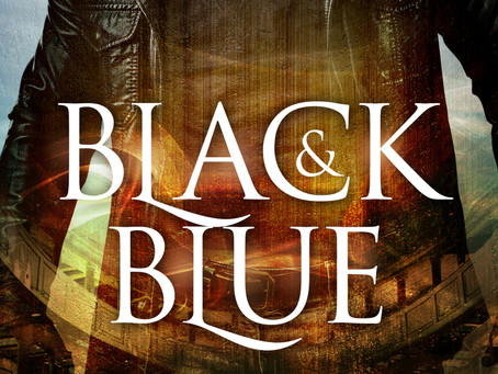 GIVEAWAY! Black And Blue (Quentin Black: Shadow Wars #1
