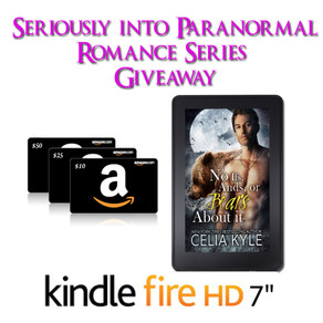 Seriously Into PNR Giveaway...