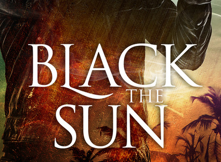 NEW RELEASE ~ Black The Sun (Quentin Black Mystery #9)