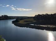 Nicholson River from the Bridge