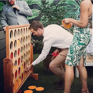 Timber Connect 4. The stylishly fun game