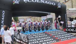 Giro Rosa (Tappa inaugurale)