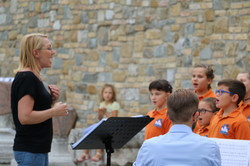 Piccolo coro Natissa #Bambiniinpiazza201