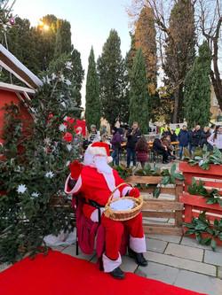 Babbo Natale #Aquileiadinverno2018