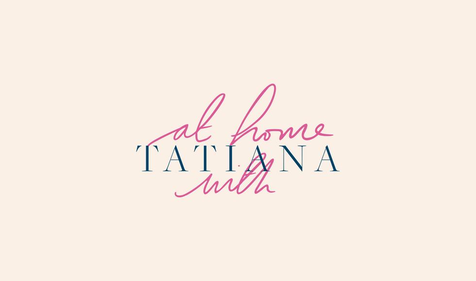 At Home with Tatiana