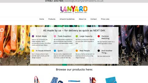 UK Lanyard Makers