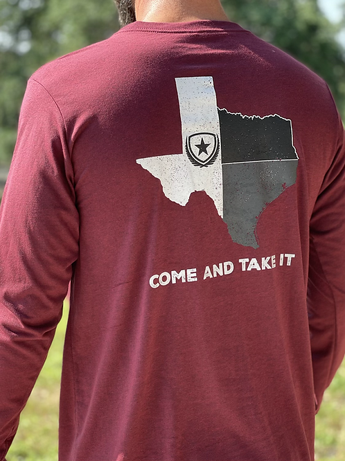 Come and Take It Long-Sleeve Shirt