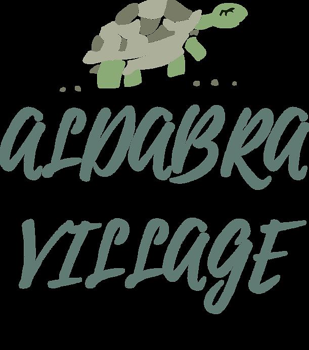 Aldabra village Logo.png