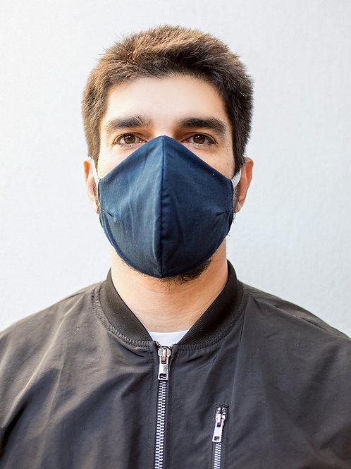 Máscara de Proteção Azul