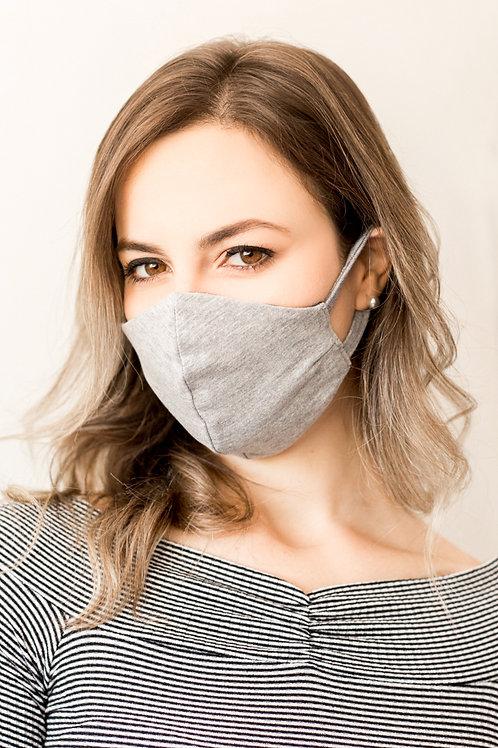 Máscara de Proteção Cinza