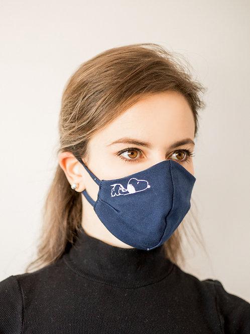 Kit com 10 máscaras reutilizáveis