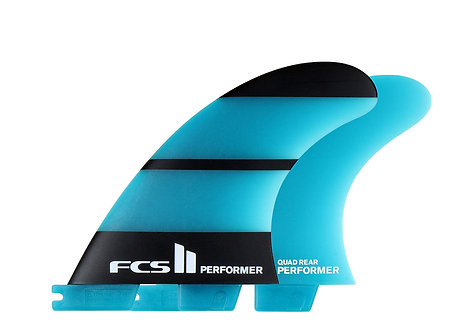 FCS II PERFORMER NEO GLASS MEDIUM QUAD