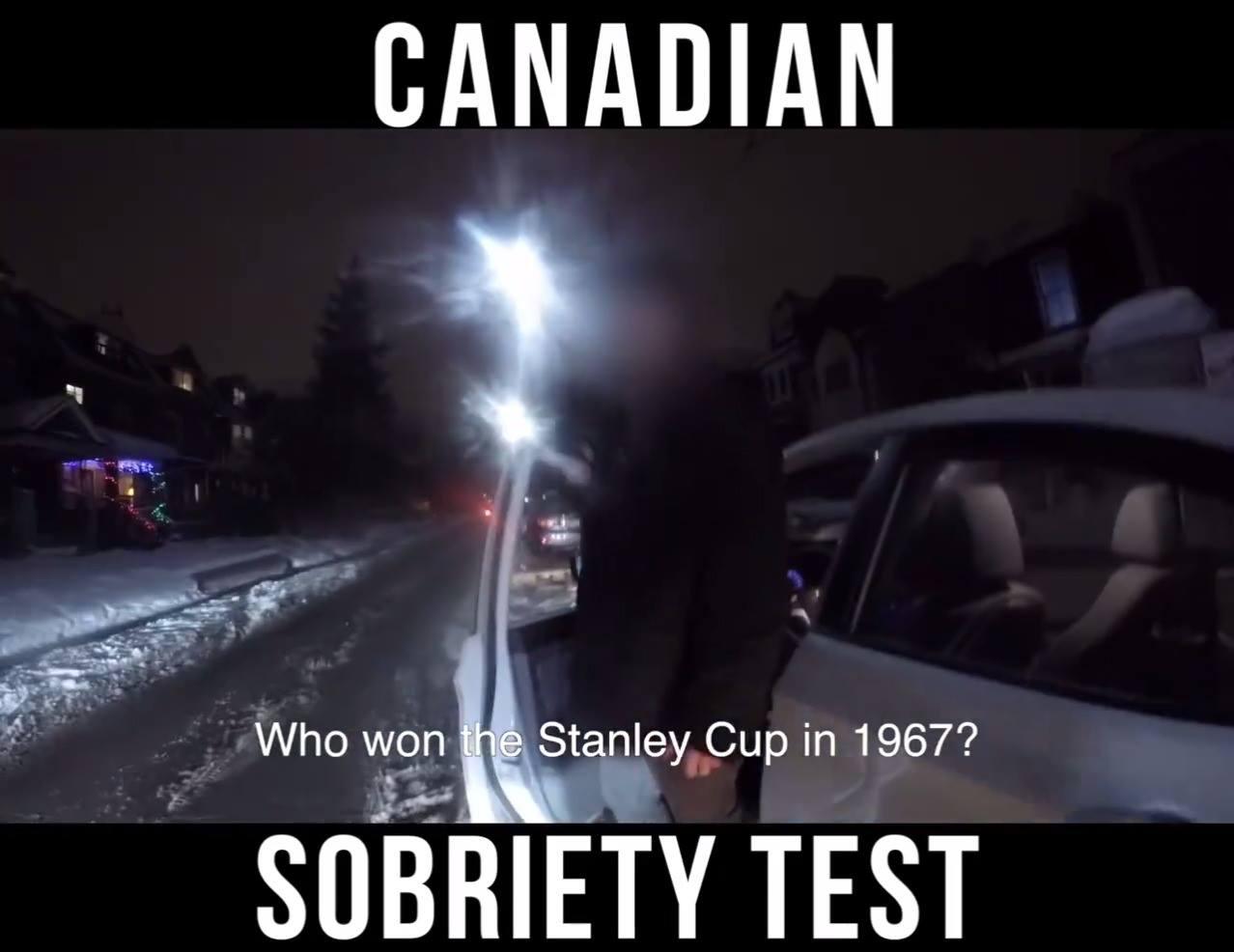 Canadian Cops