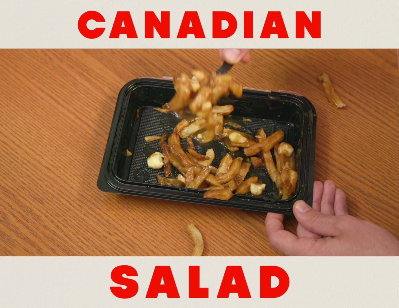 How to Make a Canadian Salad!  With: Your Everyday Canadian