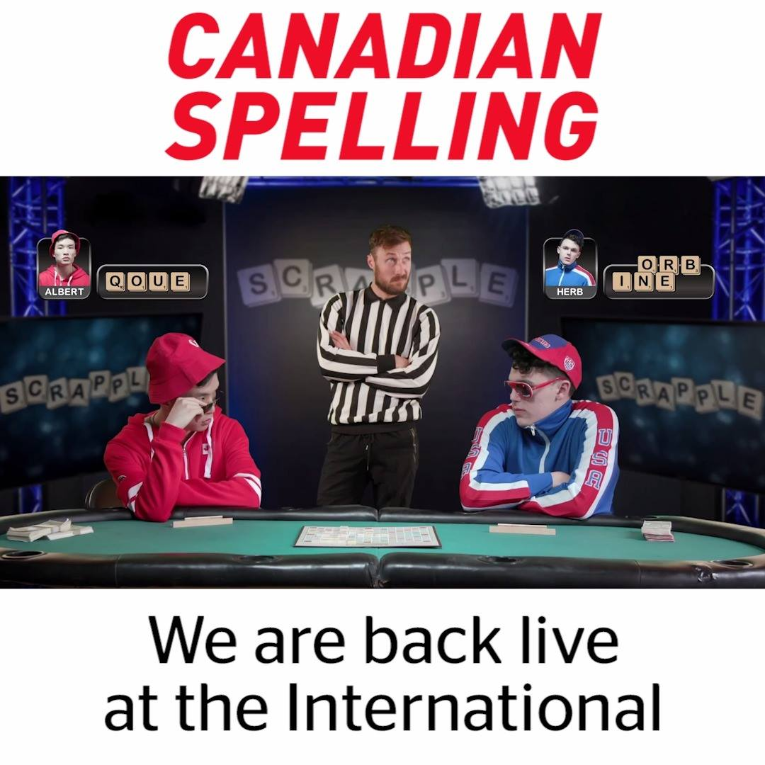 Canadian Spelling | Your Everyday Canadian