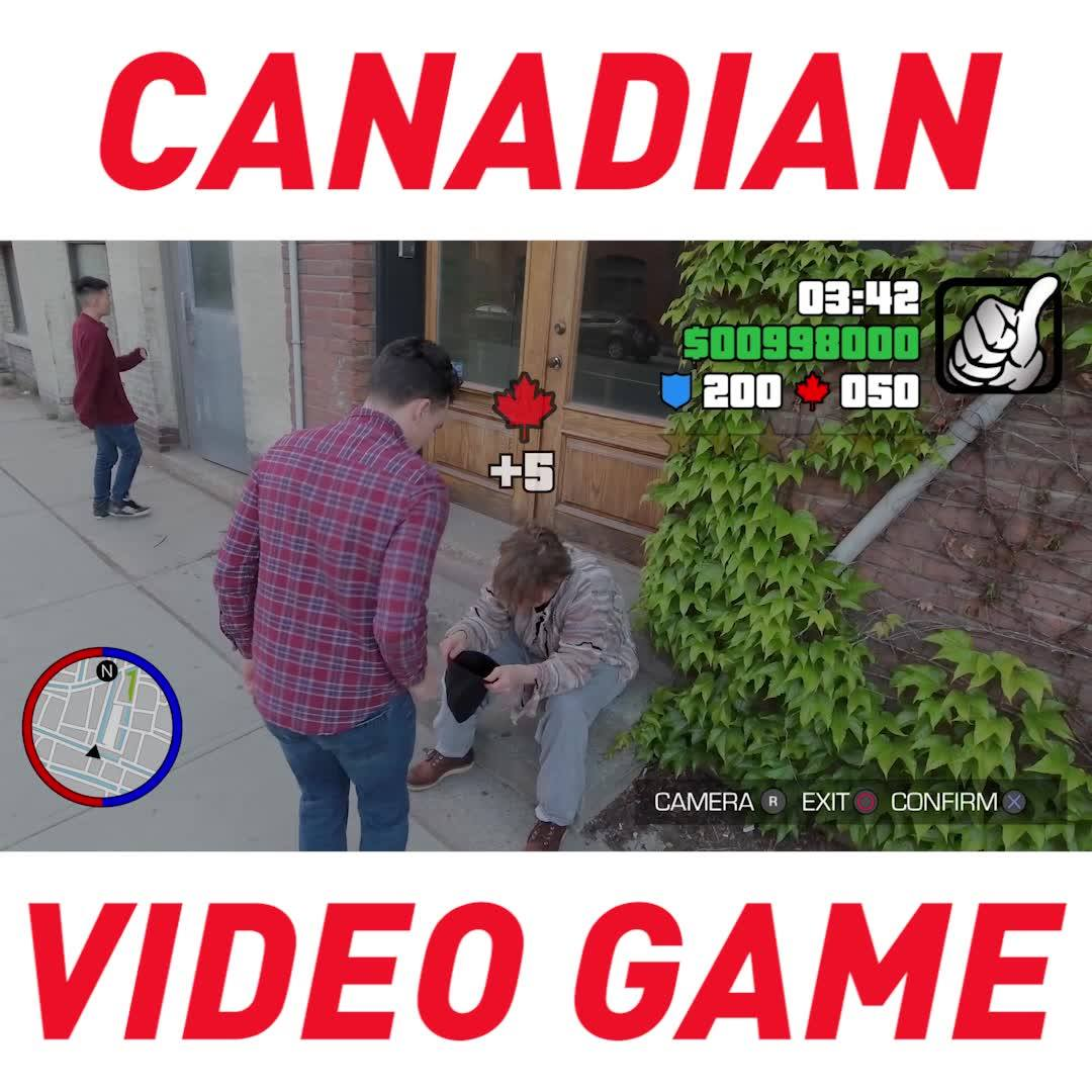 Canada: the video game