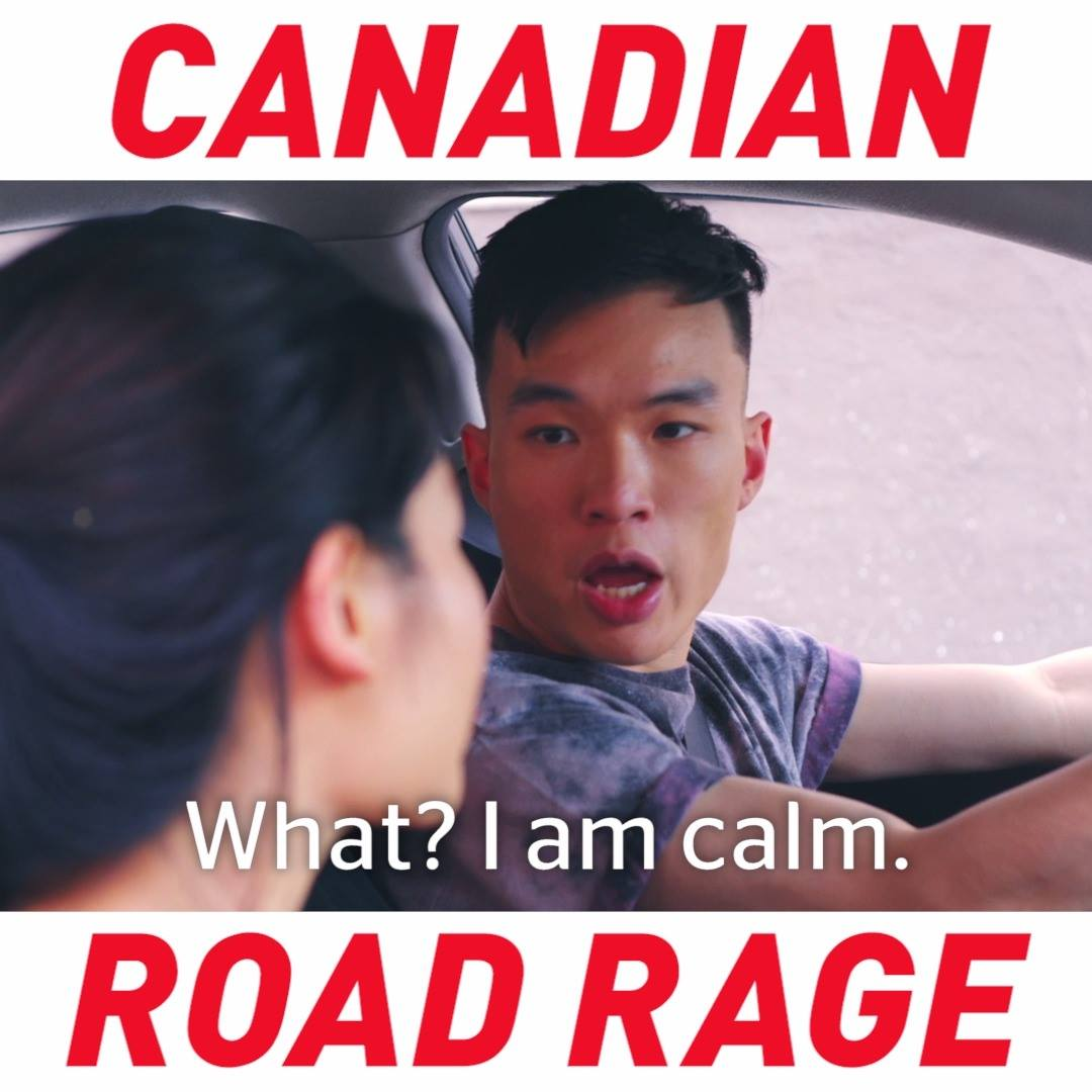 Canadian road rage | Your Everyday Canadian