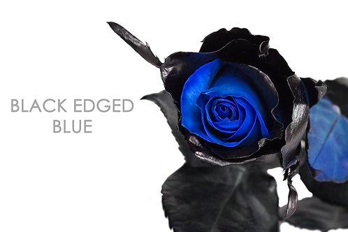 BLACK EDGEDBLUE