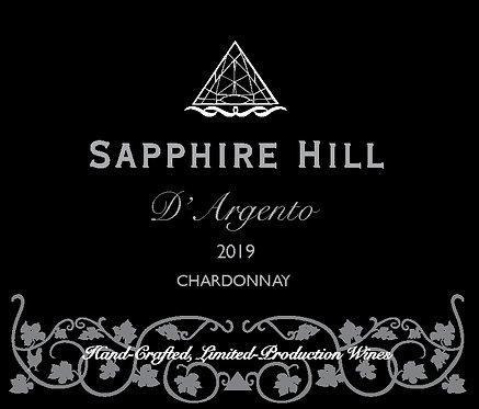 6 Bottles D'Argento Chardonnay