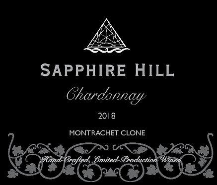 2018 Montrachet Clone Chardonnay
