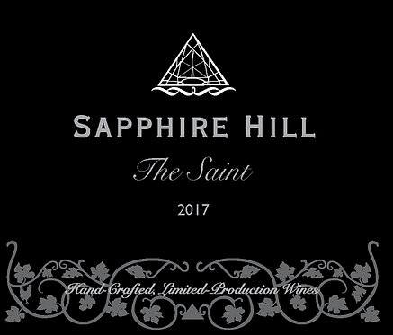 2017 The Saint Old Vines Zinfandel