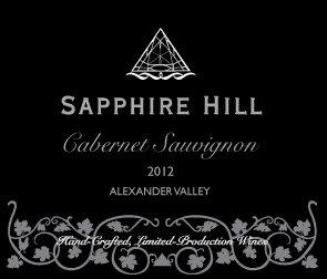 2012 Alexander Valley Cabernet Sauvignon