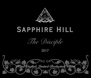 2017 The Disciple (Petite Sirah)