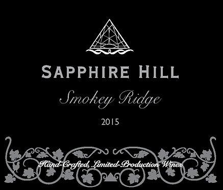 2015 Smokey Ridge Cabernet Sauvignon