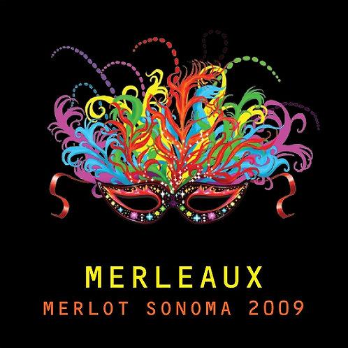 2013 Merleaux Merlot, Sonoma