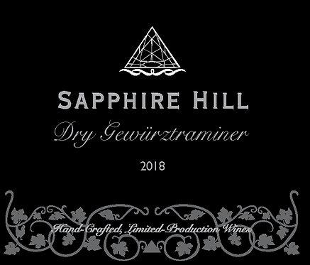 2018 Dry Gewurztraminer