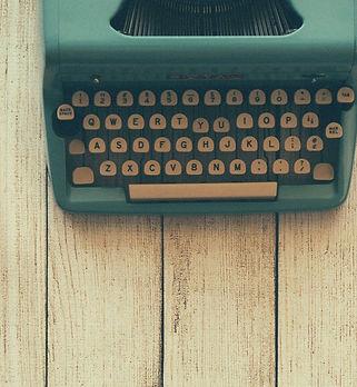 Schreibmaschine Schreiblabor
