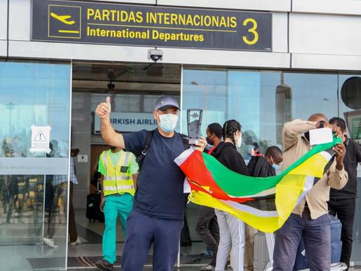 Moçambique conquista 1º lugar da sua série no Campeonato Mundial de Todo-o-Terreno na Jordânia