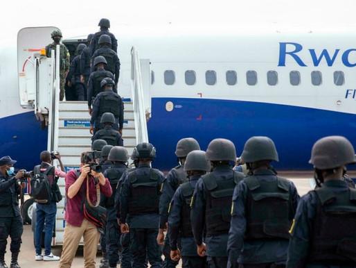 Mozambique: Rwandan refugees call for respect for Geneva convention