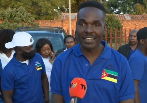 Mozambicans in South Africa raise eight tons of products for victims of attacks in Cabo Delgado