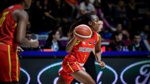 Afrobasquetebol feminino: Moçambique perde com Camarões por 61/70