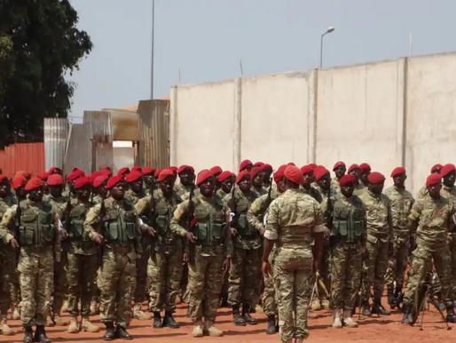 Parlamento angolano aprova por unanimidade envio de 20 assessores militares para Moçambique