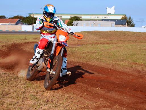 Moçambique no campeonato mundial de todo-o-terreno em motorizada na Espanha