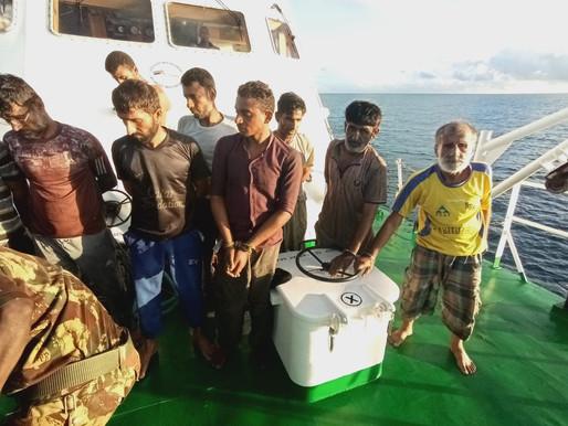 Onze paquistaneses condenados a penas entre 10 e 20 anos por tráfico de droga em Moçambique