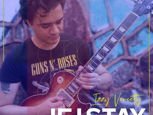 Izzy Vercetty, guitarrista Moçambicano, lança o seu primeiro single a solo